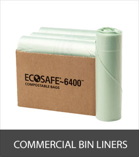 EcoSafe-6400 Compostable Bags