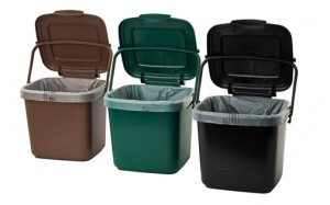 Retail Food Waste Bins