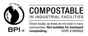 Ecosafe Green   Zero waste - Compostable