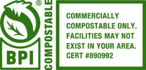 Ecosafe Green | Zero waste- Biodegradable Products Institute Certification