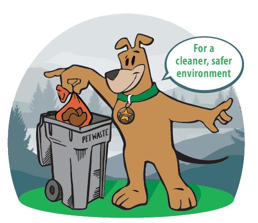 Ecosafe Green | Zero waste - EcoPooch Pet Waste Bags