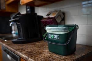 Ecosafe Green | Zero waste - small compost bin