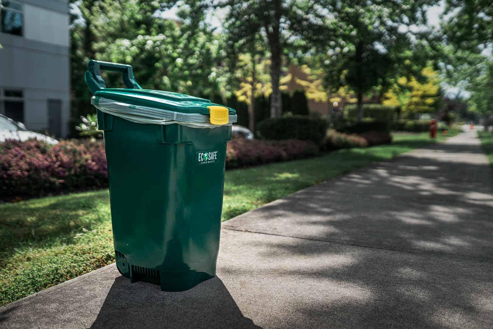 Ecosafe Green | Zero waste - green compost bin