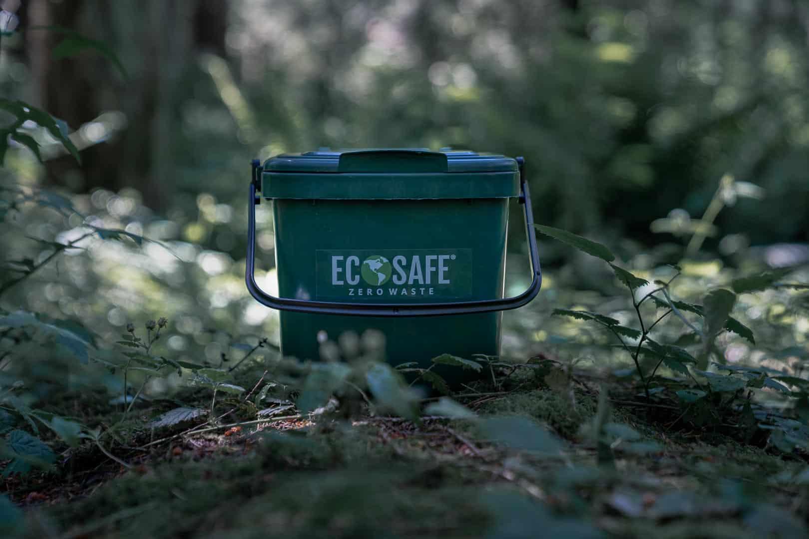 Ecosafe Green   Zero waste - compost bin