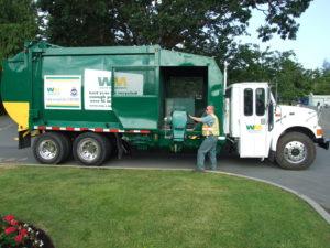 Ecosafe Green | Zero waste - garbage truck