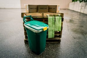 Ecosafe Green | Zero waste - bin